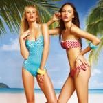 COSTUMI DA BAGNO: la storia e i modelli dell'estate 2012