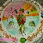 Torte e decorazioni: Come si mette l'ostia sulle torte