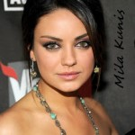 Mila Kunis alias Anastasia Steele