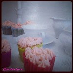 Cupcakes al gusto d'arancia (con e senza glutine + variante vegan)