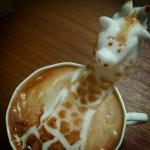 Kazuki Yamamoto e il suo cappuccino 3D