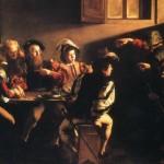 Fatterellando: Caravaggio, la forma dell'ombra-La vocazione di San Matteo