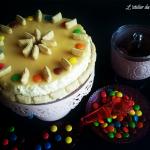 Cheesecake senza glutine del miele e della api