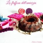 Fluffosa cioccolato e vaniglia (senza glutine) per il primo compleanno di ifood