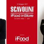 IFoodInStore Bari – Lo showcooking di Scavolini e iFood  approda in Puglia