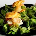 Finger food – Bignè salati senza glutine mare e monti