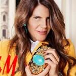 ANNA DELLO RUSSO PER H&M