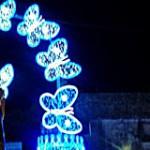 Scorrano e le luminarie del 2013