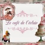 Le café de l'éclair (Cap 2-  Les macarons et Marie Antoinette)