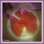 Strawberry cake gluten free (Torta morbida alle fragole di Martha Stewart)