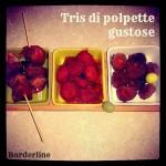 Aperitivo gluten free: tris di polpette (piccanti, sugose e rustiche)