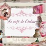 Le café de l'éclaire ( Cap 20 –  Moelleux au chocolat di San Valentino)