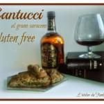 Cantucci al grano saraceno gluten free