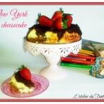 My New York cheesecake gluten free