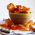 Patatine paprika e chili fatte in casa (più buone e sane di quelle in busta, facili, veloci e senza glutine)
