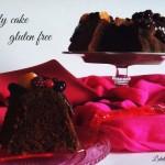 Fluffosa al cioccolato e profumo di mandarino gluten free