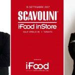 Cooking show targato #ifoodInStore nella meravigliosa Taranto