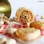 Girelle salate al pistacchio senza glutine